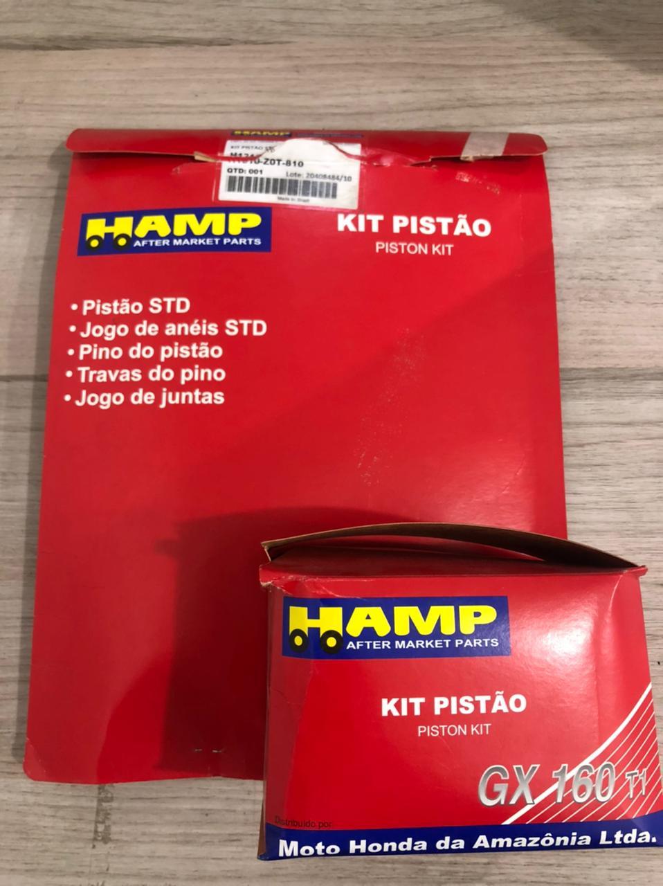 KIT PISTAO STD GX 160 - H1310Z0T810