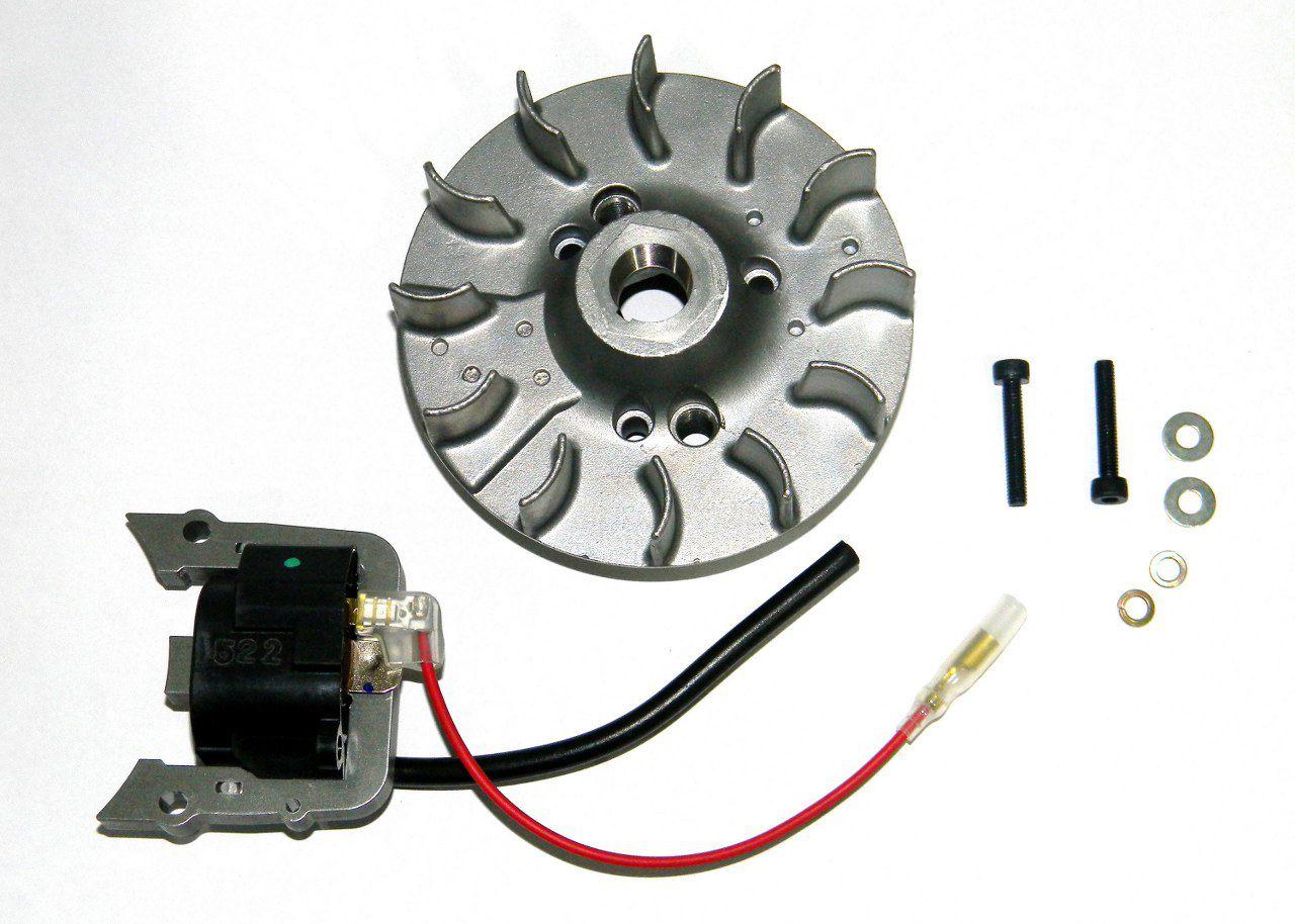 Kit Rotor Bobina Roçadeira Shindaiwa BP35 / C35