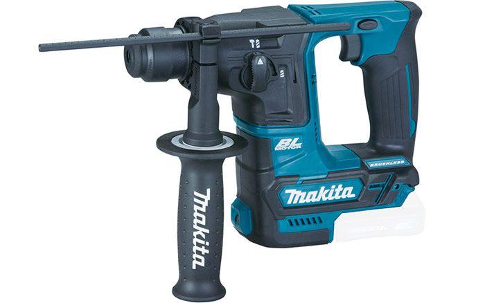 MARTELETE ROTATIVO HR166DZ MAKITA 12V - Não acompanham bateria e carregador