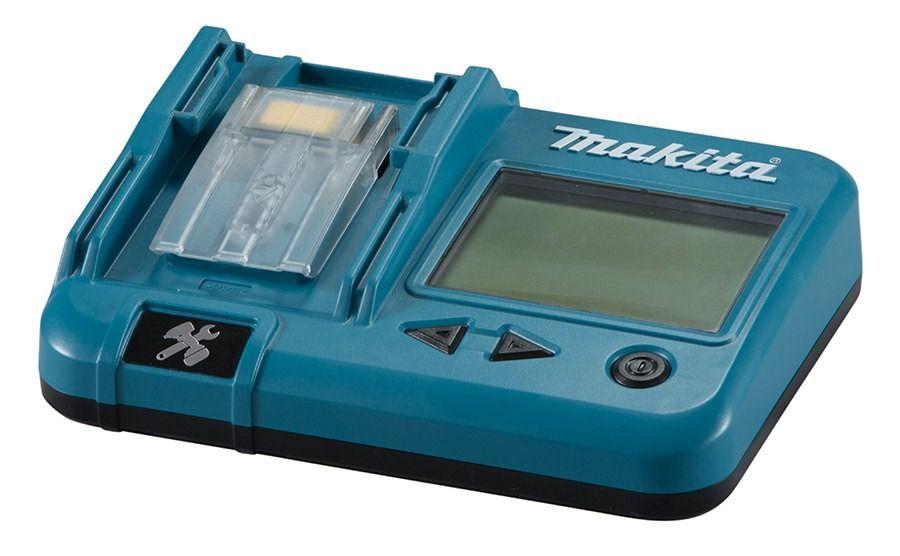 Medidor de Baterias Portatil Makita - Cod. 1980388