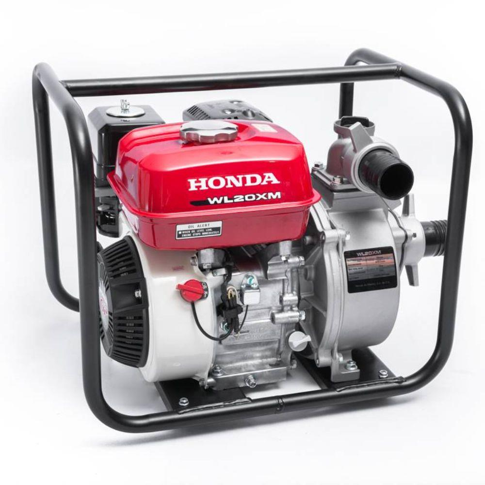 Motobomba a Gasolina Honda WL20XH Auto Escorvante - 2 Polegadas