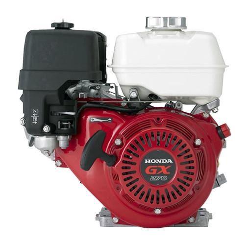 Motor Estacionario A Gasolina Honda Gx270qx 9hp