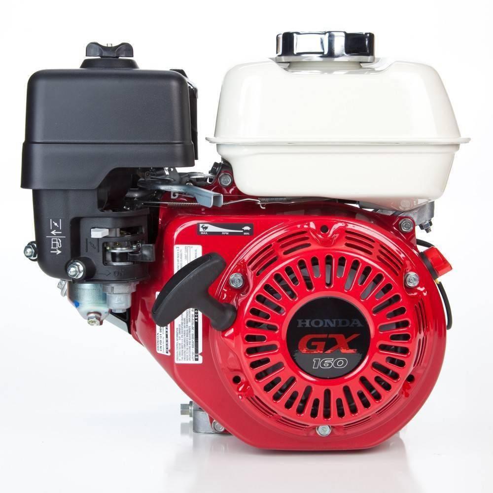 Motor estacionário Honda GX160QD 5,5cv Sem Alerta de Oleo