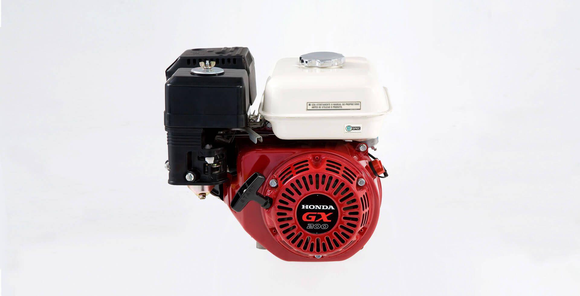 Motor Honda Mega GX200 estacionário 7,1cv