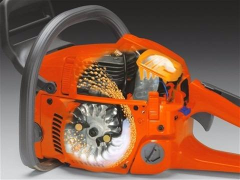 Motosserra Husqvarna 435 2,2HP 40,9 Cilindradas