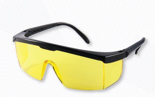 Óculos de Segurança Jaguar COR AMARELA CA10346