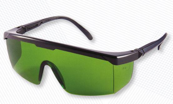 Óculos de Segurança Jaguar COR VERDE CA10346