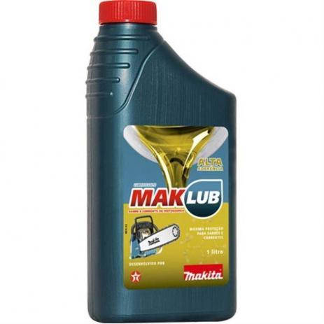 Oleo Lubrificante Makita Correntes e Sabres Motosserra 1L