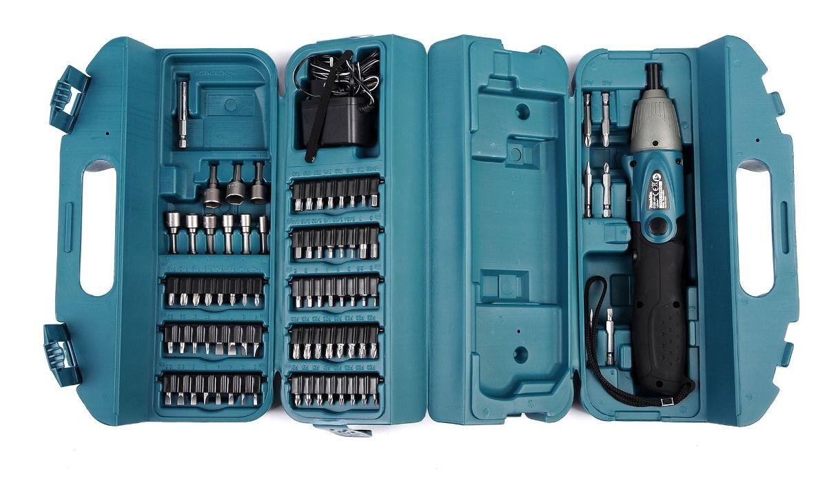 Parafusadeira à bateria 6723DW 4,8V - 127V