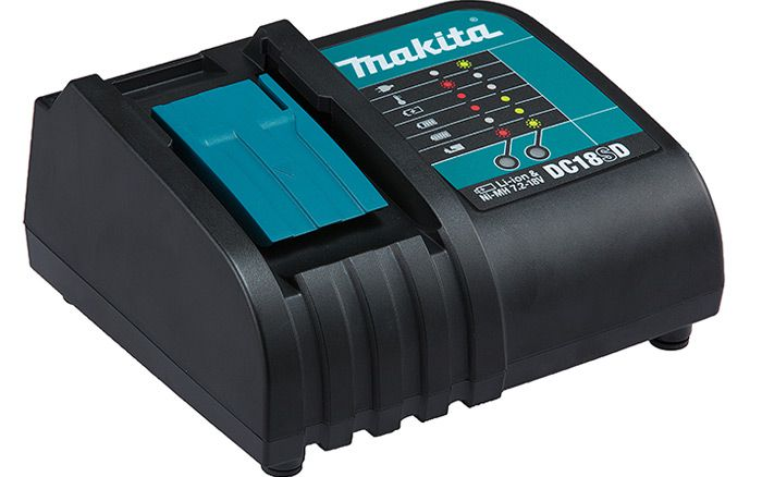 Parafusadeira/Furadeira Impacto Bateria 18V Makita DHP453SYEP