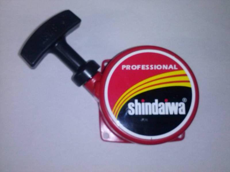 Partida completo Roçadeira Lateral Shindaiwa B450 C350 - 9216776