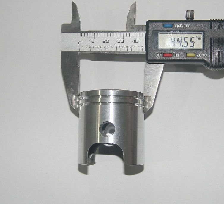 Pistao Toyama 45mm - 9500207