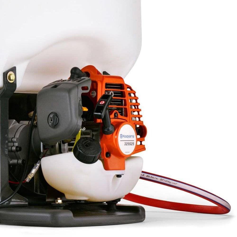 Pulverizador Costal Motorizado 325S25 Husqvarna 25,4cc - 25 LITROS