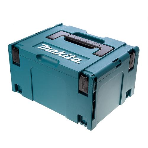 Roçadeira  A Bateria 18V MAKITA DUR187UZP + 2 BATERIAS 5.0AH + Carregador Duplo 220v + Maleta MAKPAC