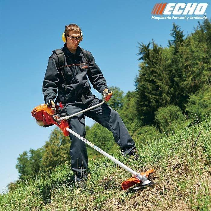 Roçadeira a Gasolina Echo SRM3605 2,04HP 34 Cilindradas