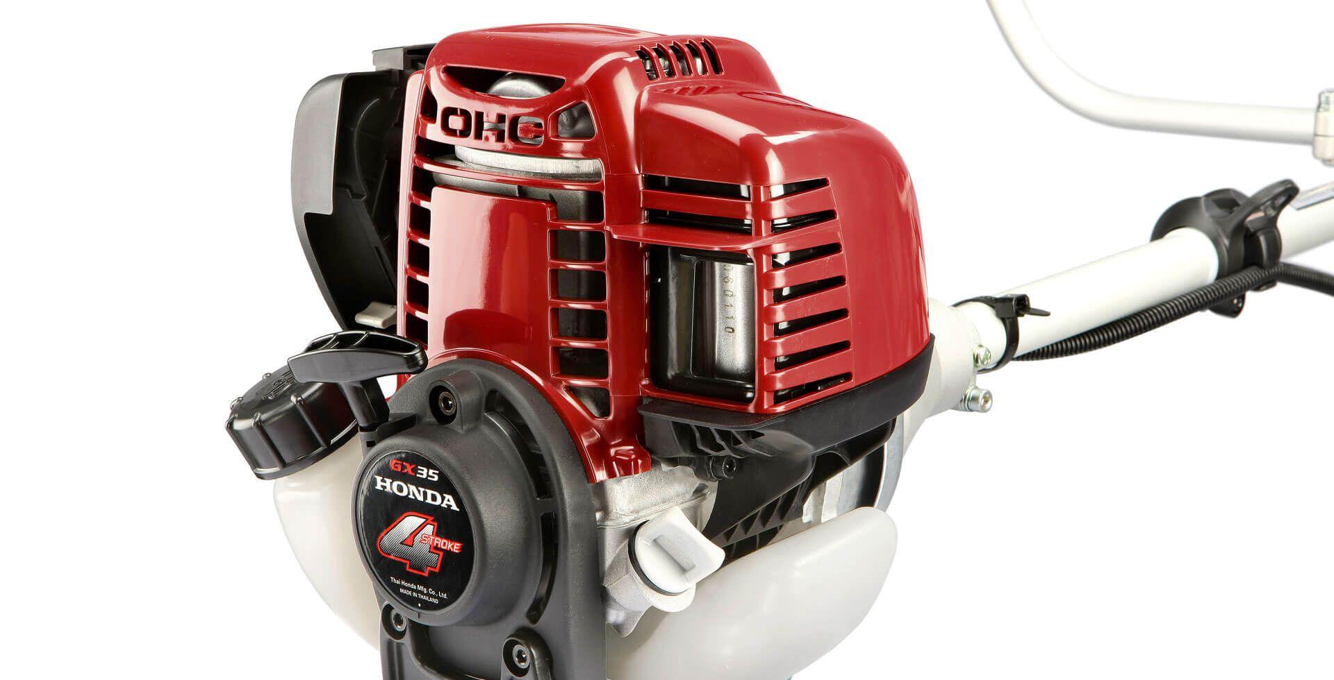 Roçadeira Gasolina Honda UMK435T U2BT 4 Tempos - Lateral