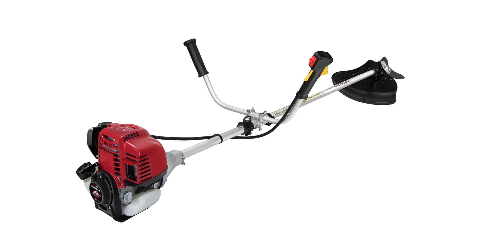 Roçadeira Gasolina Honda UMK435T UEBT 4 Tempos Semi-Profissional