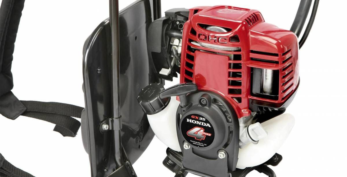 Roçadeira Gasolina Honda UMR435T L2BT 4 Tempos - Costal