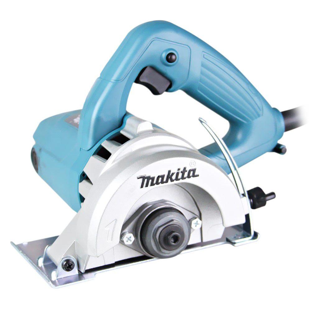 Serra Mármore Makita Mod. 4100NH3ZX2 com 2 Discos - 220V