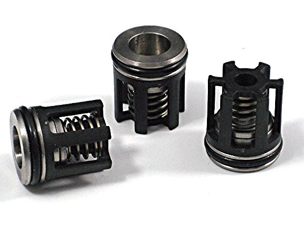Valvula completa Kit 3 Peças Lavadora Karcher HD10/20