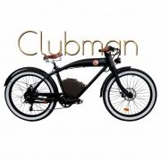 Bicicletas Elétrica Clubman Rayvolt