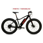Bike Elétrica - FATMAN REDSTONE