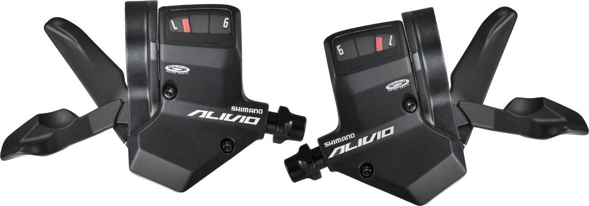 Alavanca de câmbio Shimano Alivio SL-M430 27v