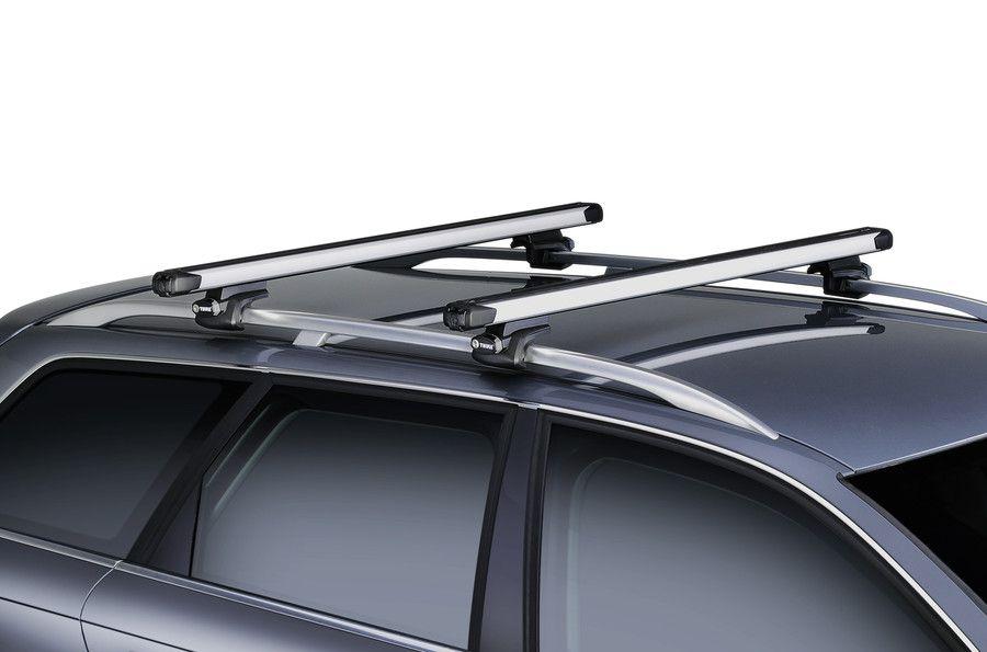 Barra Aluminio Thule SlideBar 1270mm - 2 Pcs (891)