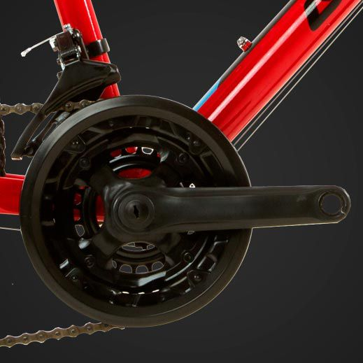 Bicicleta Infantil Groove Ragga 24''