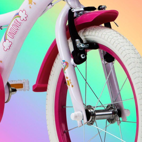 Bicicleta infantil Tito Unilover 16 feminina