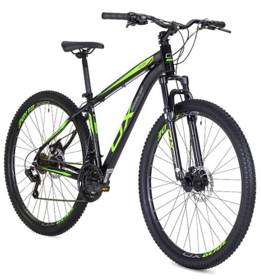Bicicleta Mountain Bike Ox Glide 29er Verde