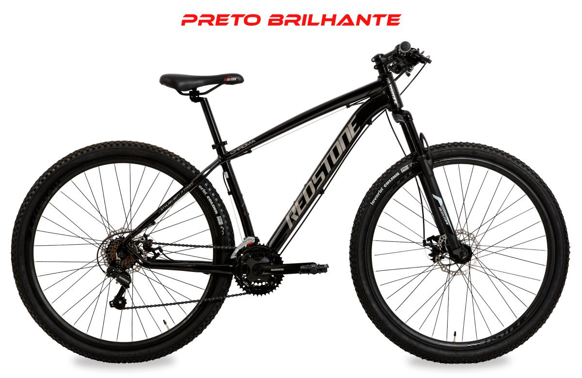 Bicicleta Mountain Bike Redstone Chroma Plus