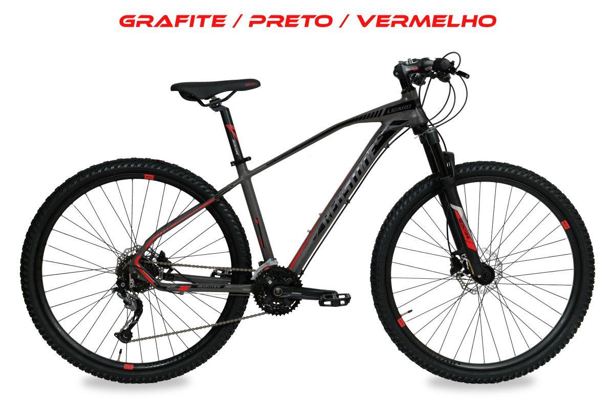 Bicicleta Mountain Bike Redstone Lizard