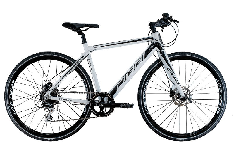 Bicicleta OGGI E-Bike Lote Tour E-500