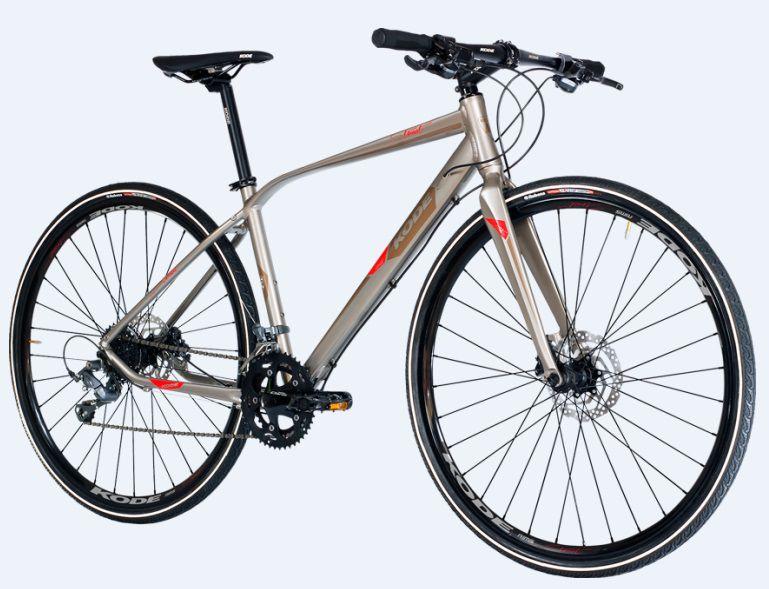 Bicicleta Urbana Kode Straat 2018