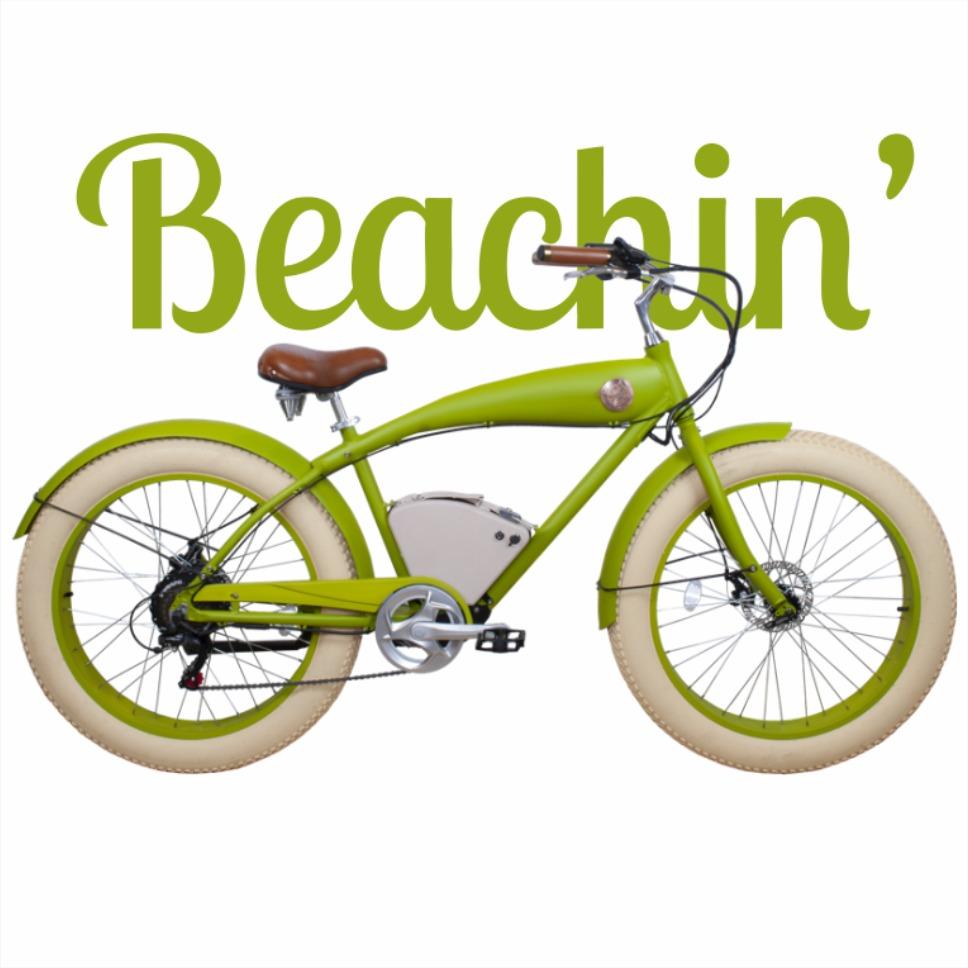 Bicicletas Elétrica Beachin Rayvolt