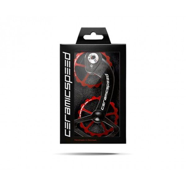 Cage de Câmbio CeramicSpeed Shimano Red 10 ou 11 vel Coated