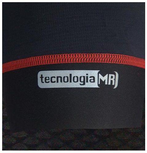 Camisa de ciclismo Mauro Ribeiro Masculino Onix Vermelha
