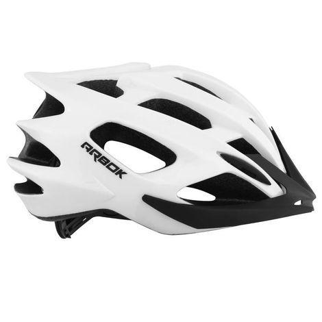 Capacete Ciclismo Arbok Escalera Branco Brilhante TAM. 58-62