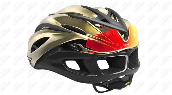 Capacete RudyProject RaceMaster Bahrain