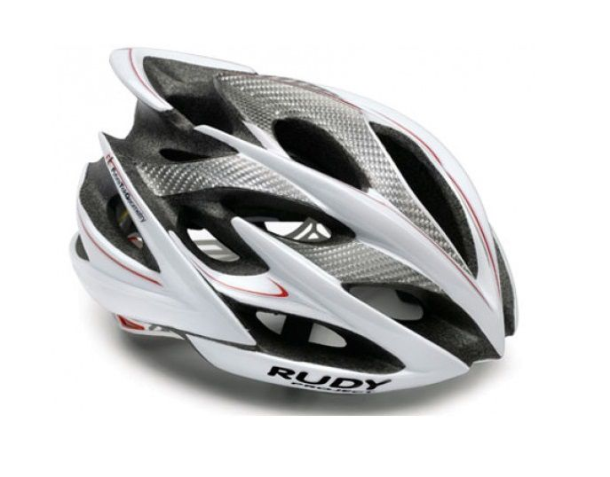 Capacete RudyProject WindMax White