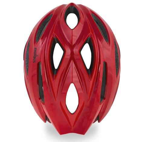 Capacete Spiuk Rhombus Vermelho