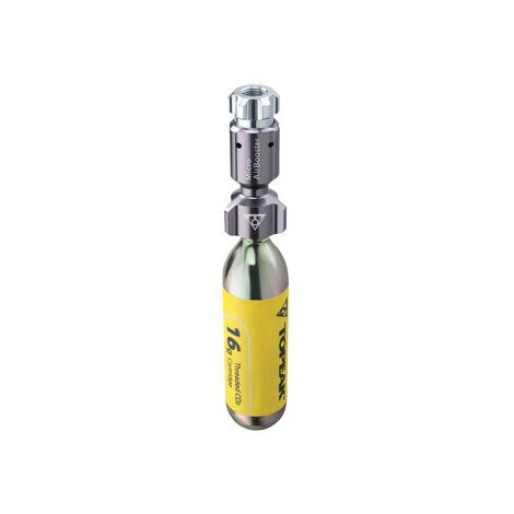 Inflador de Co2 Topeak Micro Airbooster