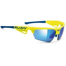 Óculos Rudy Project Noyz Race Pro Amarelo Flúor