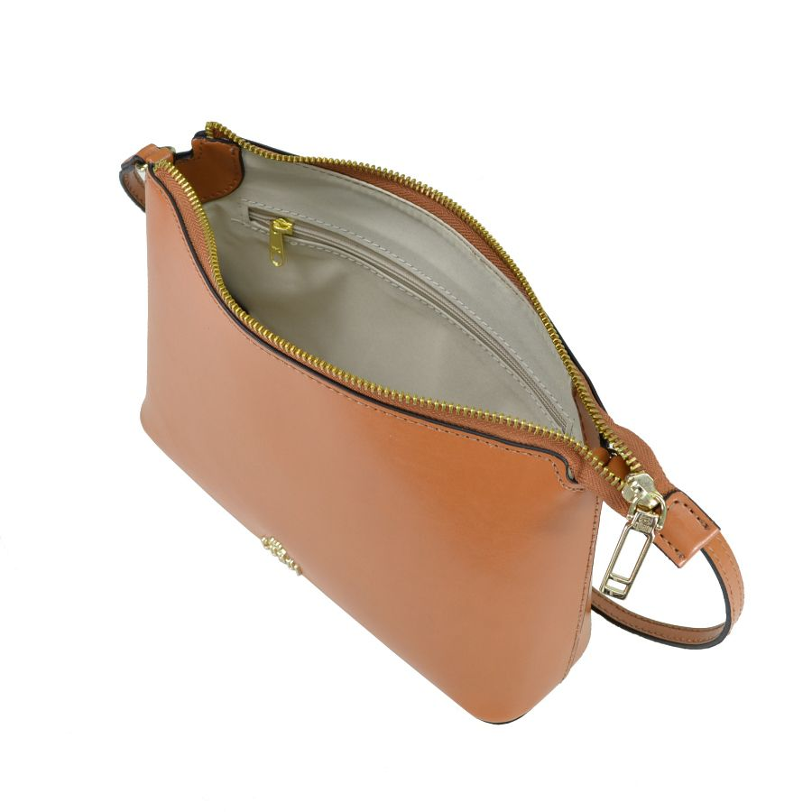 Bolsa Olivia - Com zíper e alça regulável