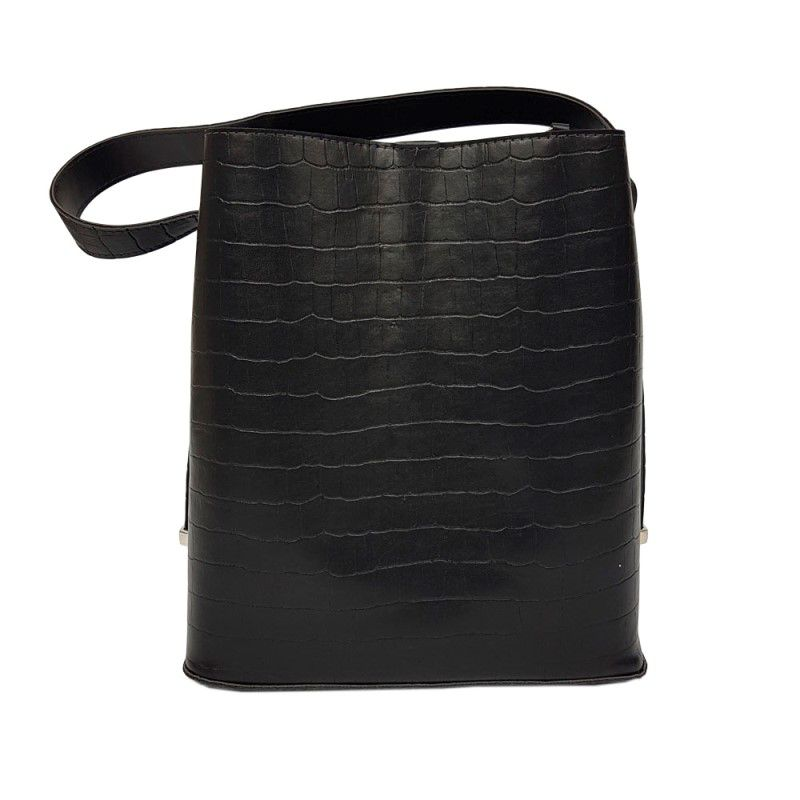 Bolsa Sofia - Croco Bucket