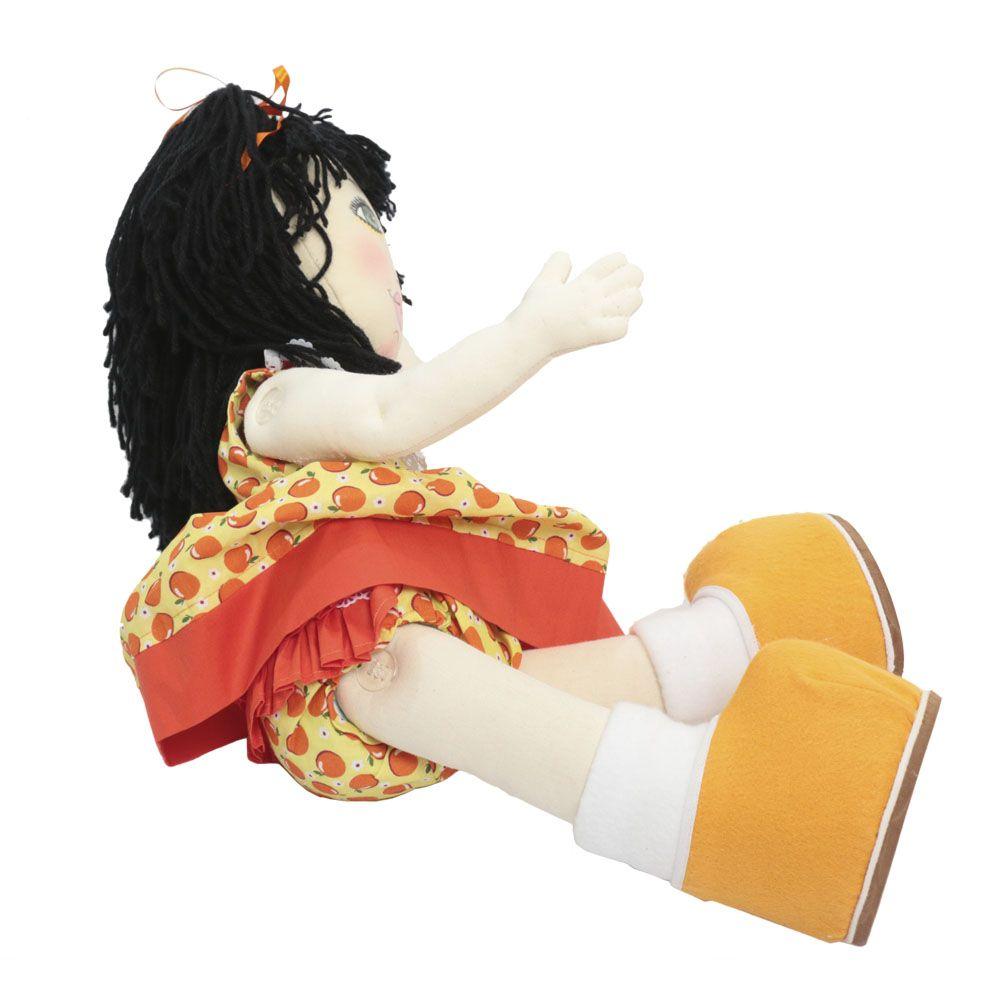 Boneca Artesanal Mila