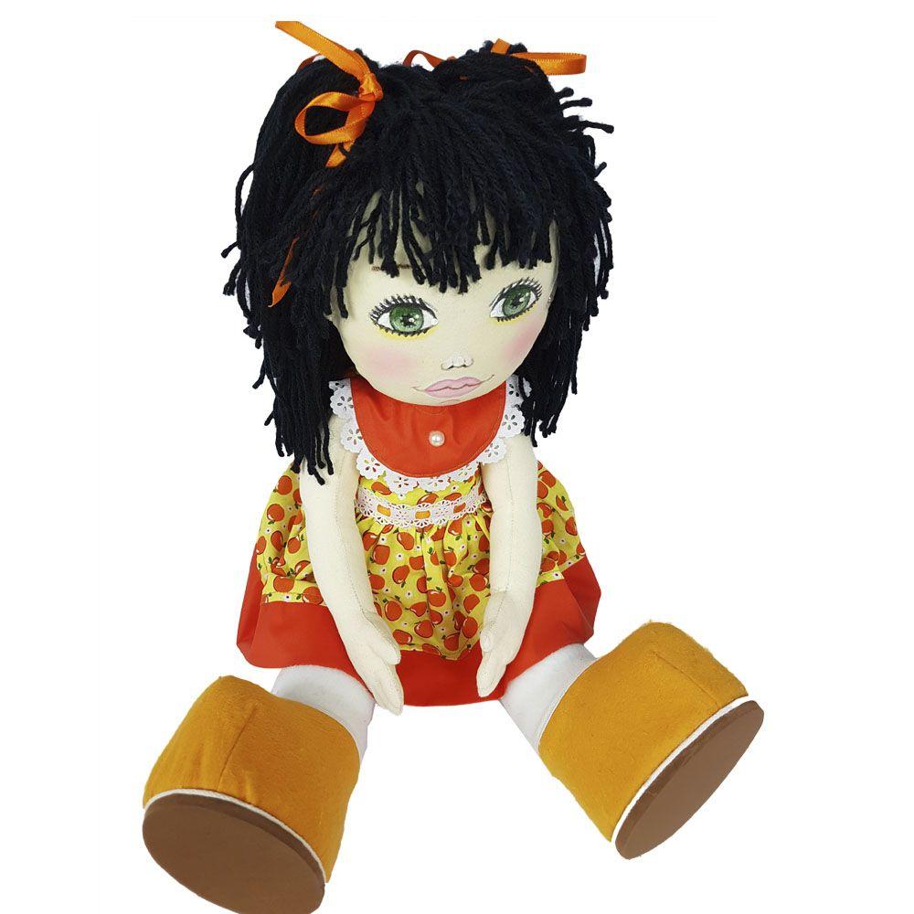 Boneca de Pano Mila