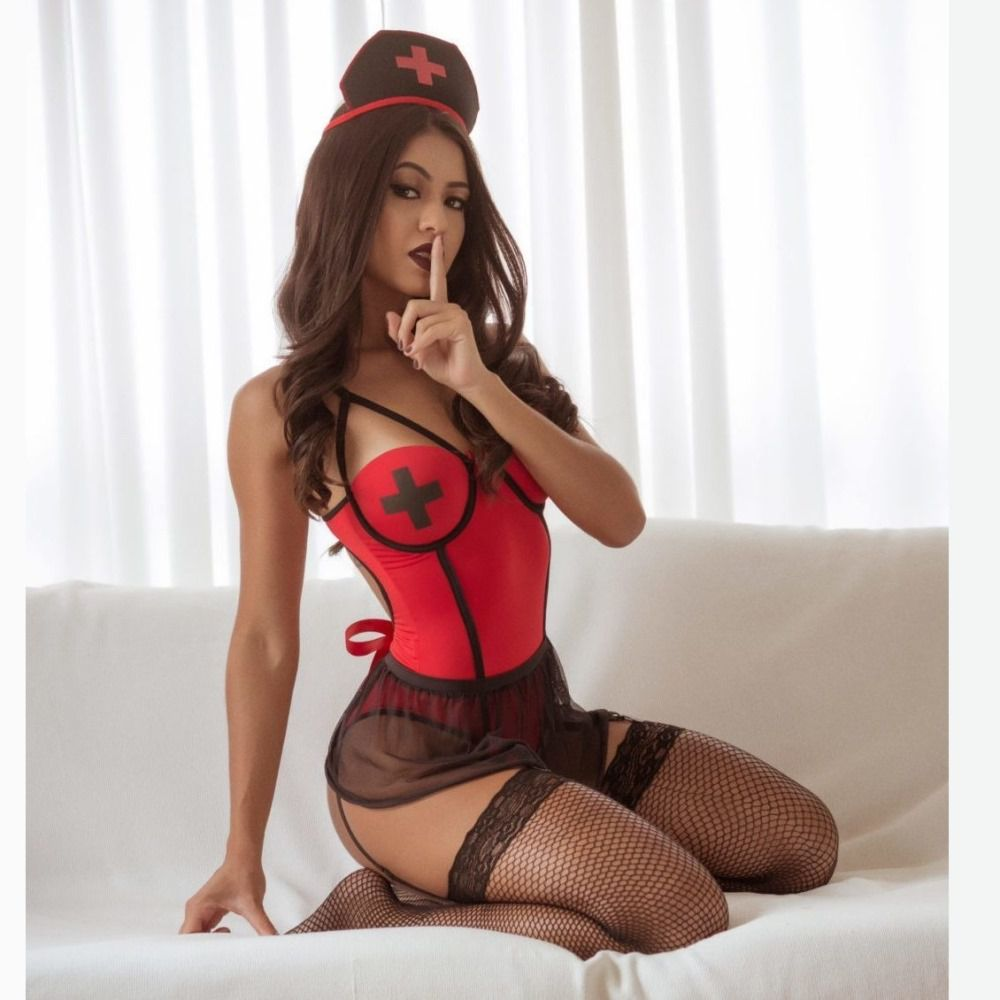 Enfermeira Top