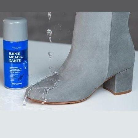 Impermeabilizante de Calçados em Couro